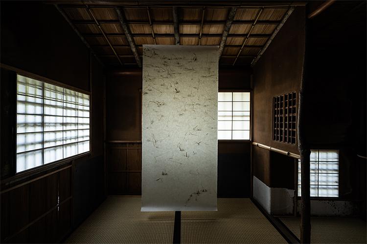 満月×Season Lao「氷蓮図」特別展示